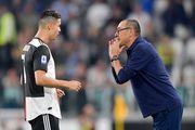 Мауріціо САРРІ: «Заміна Роналду? За рахунку 3:0 у команди було все добре»