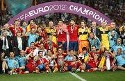 ВИДЕО. Восемь лет назад в Киеве был сыгран финал Евро-2012