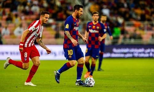 Где смотреть онлайн матч чемпионата Испании Барселона – Атлетико
