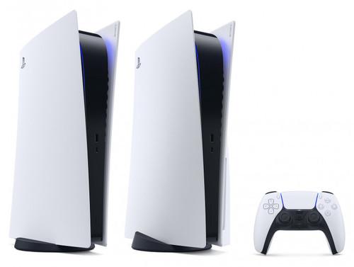 Две версии PlayStation 5 будут стоить 399 и 499 долларов