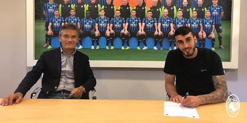 Аталанта подписала еще одного конкурента для Малиновского