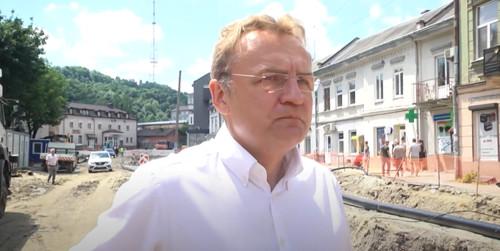 Мэр Львова: «Для города важно, чтобы Карпаты были и играли в УПЛ»