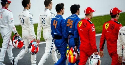 ВИДЕО. Сезон почти начался. Формула-1 показала новое интро