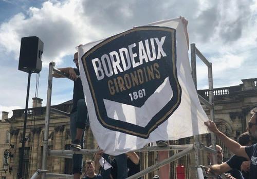 ВИДЕО. Французский Бордо представил свой новый логотип