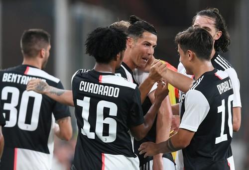 Роналду забил шедевр. Ювентус победил Дженоа и обгоняет на 4 очка Лацио