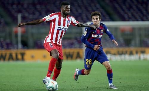 Барселона сыграла вничью с Атлетико в матче с тремя пенальти