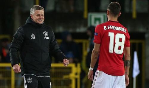 Оле-Гуннар СУЛЬШЕР: «Фернандеш дал Манчестер Юнайтед менталитет победителя»