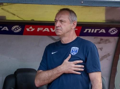 РЯБОКОНЬ: «Десна — незручний суперник для Динамо? Ми ще замало зіграли»