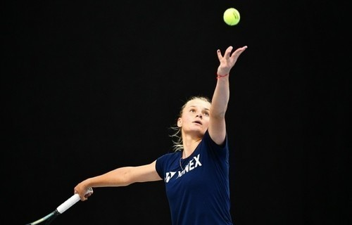Ястремская, Козлова и Костюк заявились на турнир в Чехии