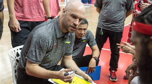 МБК Николаев возглавит американский тренер