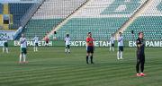 «Пока даже не обсуждается». Фанов на стадионы в Украине не пустят