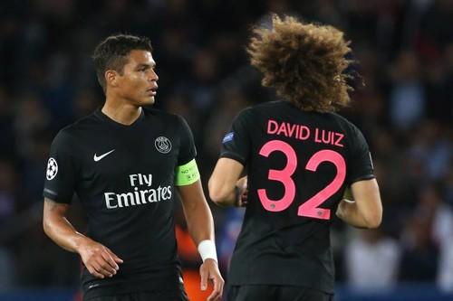Давид Луїс може вмовити Тіаго Сілву перейти в Арсенал