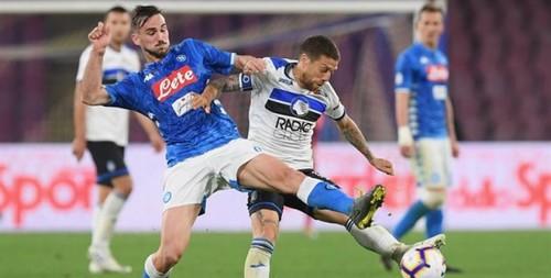Где смотреть онлайн матч чемпионата Италии Аталанта – Наполи