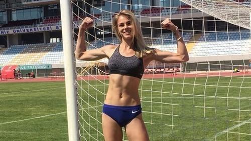 ВИДЕО. Левченко показала свою тренировку