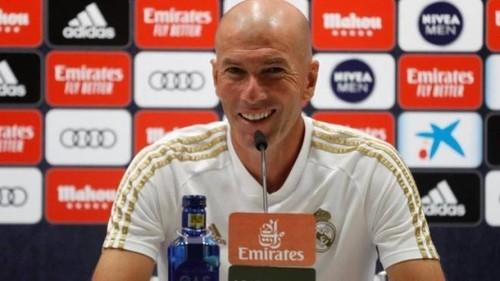 Зинедин ЗИДАН: «Гонка с Барселоной не закончена. Реал ничего не выиграл»