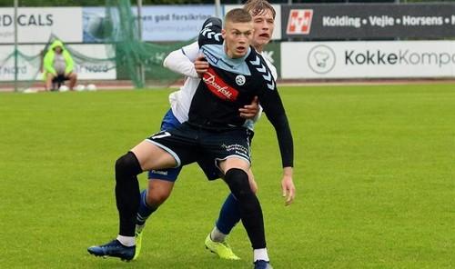 Клуб Довбика сенсационно выиграл Кубок Дании