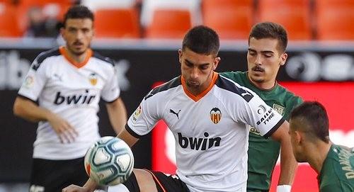 Валенсия — Атлетик — 0:2. Видео голов и обзор матча