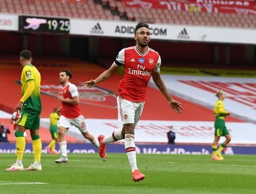 Арсенал — Норвич — 4:0. Видео голов и обзор матча