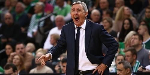 Баскетбольная Барселона уволила главного тренера