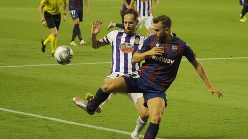 Вальядолид – Леванте –0:0. Обзор матча