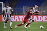 Рома сенсационно всухую проиграла Удинезе