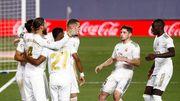 Реал лучше всех стартовал в чемпионате Испании после карантина