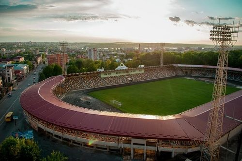Где смотреть онлайн матч чемпионата Украины ПФК Львов – Ворскла