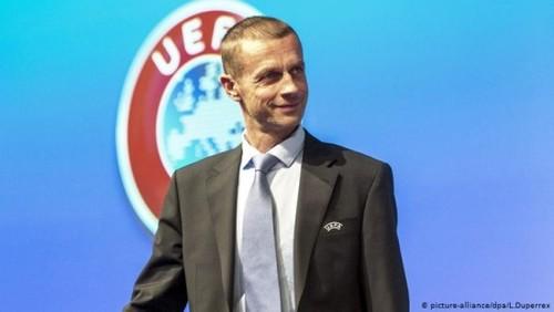 УЕФА хочет доиграть Лигу чемпионов и Лигу Европы с болельщиками