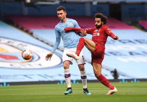 Манчестер Сити дома разгромил Ливерпуль