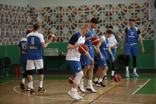 Збірна України в серпні проведе тренувальний збір у Києві