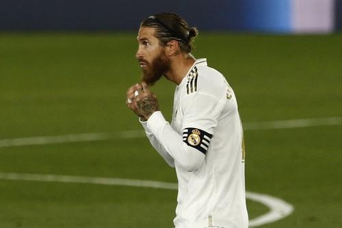 Рамос забил сотый гол в карьере