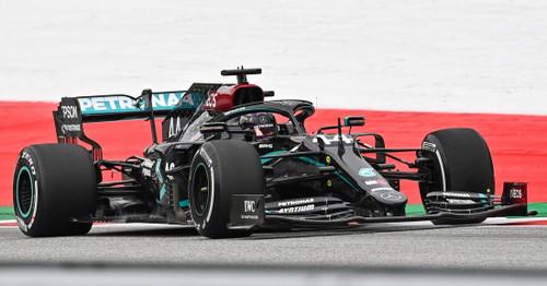 Формула-1 вернулась. Состоялась первая практика в Австрии