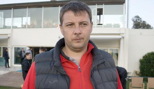 Андрей ТЛУМАК: «Иммунитет очень ослаблен. До понедельника буду дома»