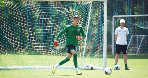16-летний вратарь Исенко дебютирует за Ворсклу в УПЛ