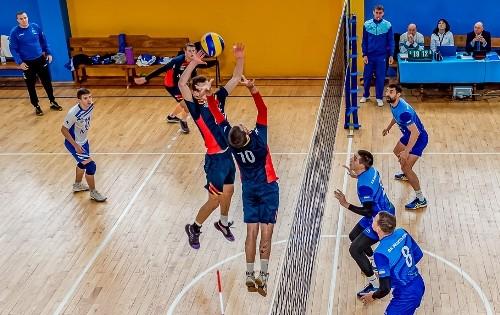 Волейболисты ВСК «МХП-Винница» выиграли очередной матч Финала четырех