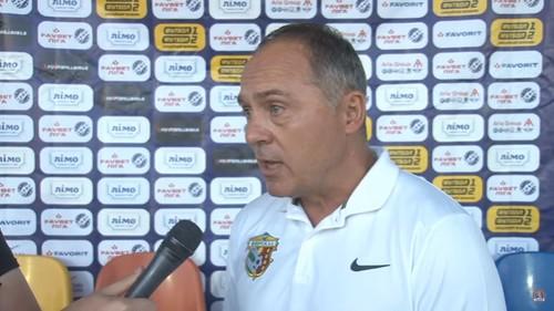 Виталий КОСОВСКИЙ: «Мы будем прощать ошибки молодым игрокам Ворсклы»