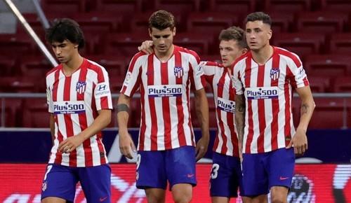 Атлетико – Мальорка – 3:0. Видео голов и обзор матча