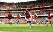 Арсенал виграв важливий матч проти Вулверхемптона