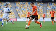 Коноплянка забив 50-й м'яч у складі українських клубів