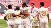 Реал снова победил благодаря голу Рамоса с пенальти