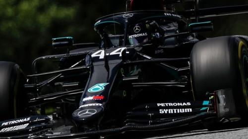 Хемілтон - найшвидший у 3-й практиці, Ферстаппен поруч, проблеми Феррарі