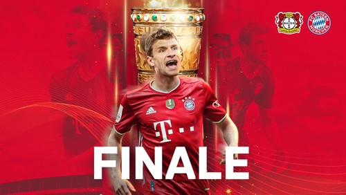 Где смотреть онлайн матч финала Кубка Германии Байер - Бавария