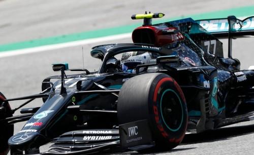 Боттас выиграл первую квалификацию сезона-2020, крах Феррари