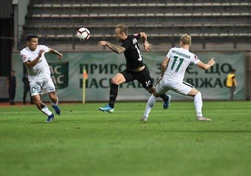 Где смотреть онлайн матч чемпионата Украины Заря – Александрия