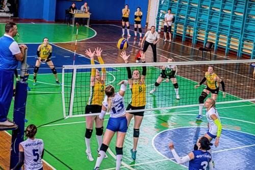 В матче лидеров женской первой лиги победил Фогтланд