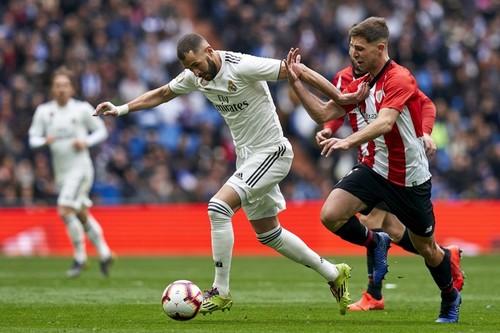 Где смотреть онлайн матч чемпионата Испании Атлетик - Реал Мадрид