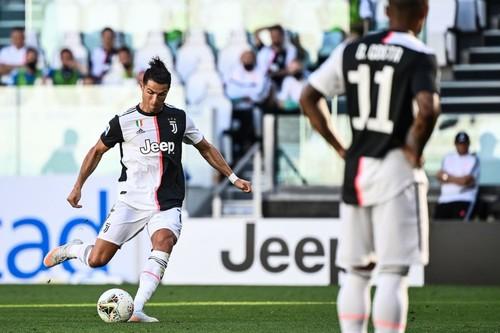 Первый в Ювентусе за 59 лет. Роналду забил 25 голов в одном сезоне Серии А
