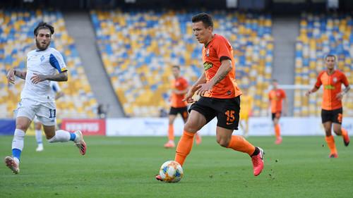 Коноплянка забил 50-й мяч в cоставе украинских клубов