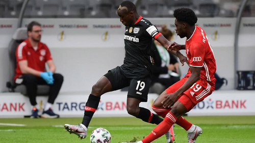 Баварія виграла свій 20-й Кубок Німеччини