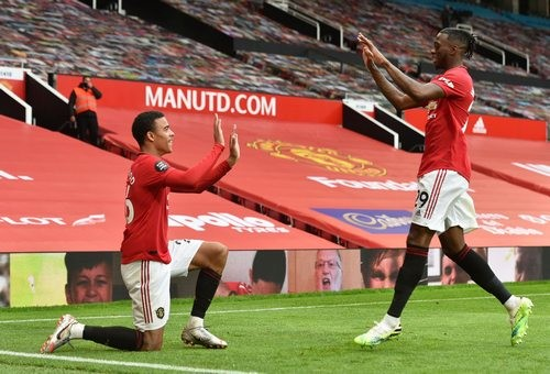 Манчестер Юнайтед – Борнмут – 5:2. Видео голов и обзор матча